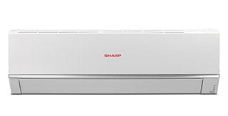 sharp split cool heat standard with turbo function ay a24sse